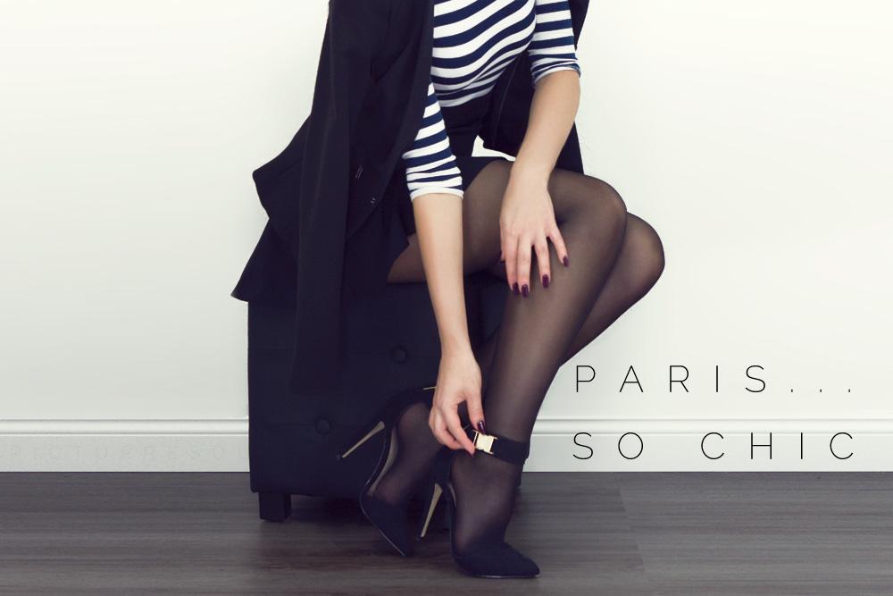 PARIS … SO CHIC