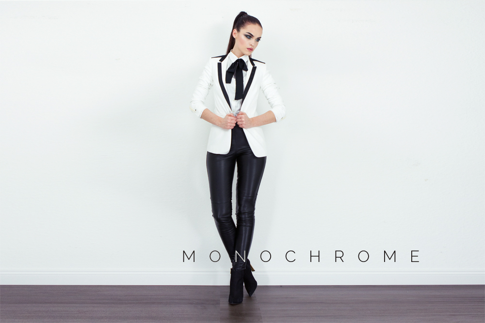 MONOCHROME – LOOK