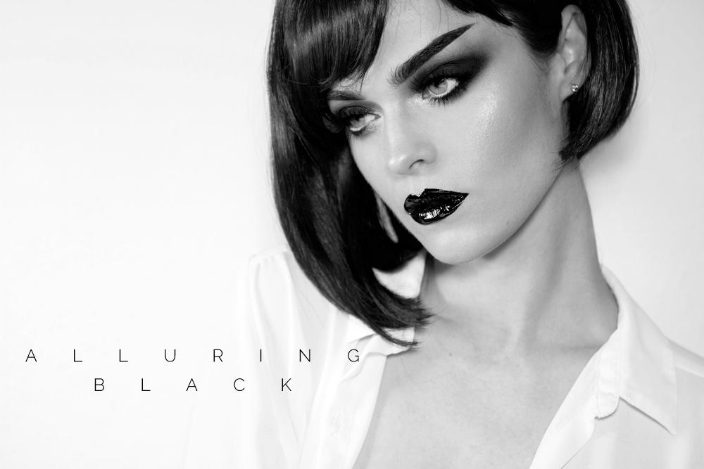 ALLURING BLACK
