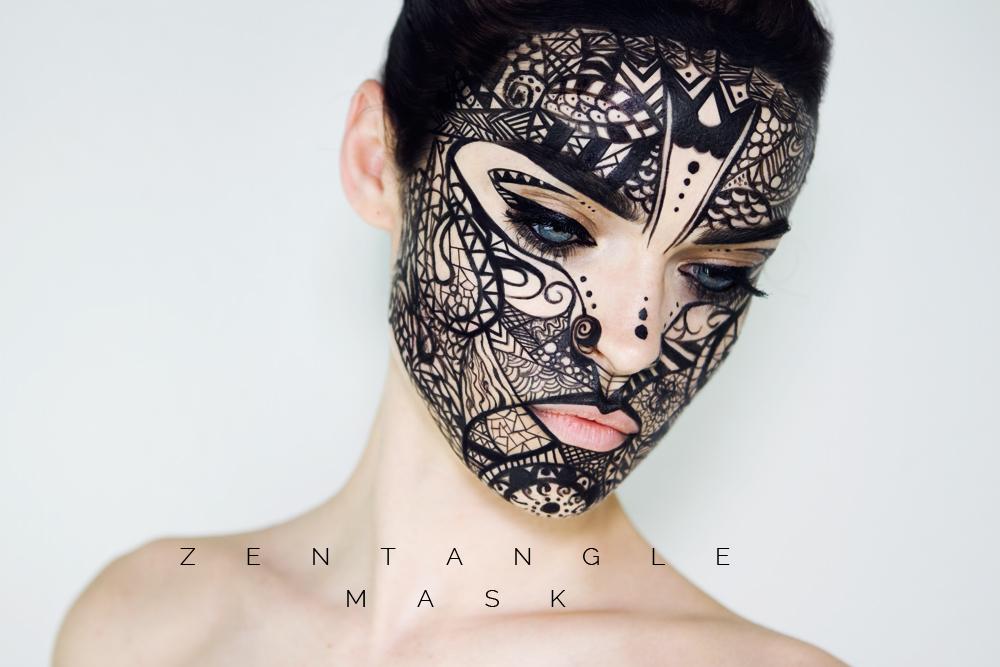 zentangle-mask